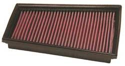 filtro aire k&n reemplazo 33-2849 nissan sentra 07- 2.0