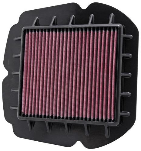 filtro aire k&n su-6509 suzuki sfv650 gladius 650 09-10