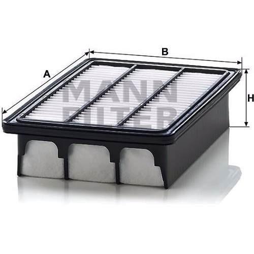 Mann Filter C2735 Luftfilter