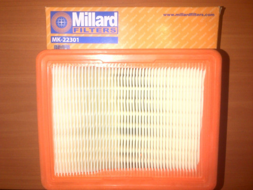filtro aire mk-22301 accent / brisa