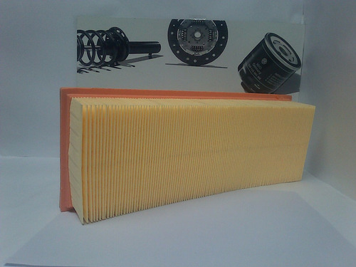 filtro aire motor volkswagen caddy reemplazo