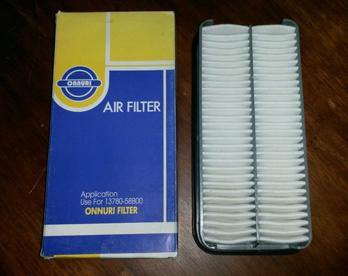 filtro aire para