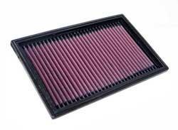 filtro aire reemplazo k&n 33-2824 suzuki swift 05- 1.5