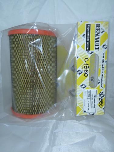 filtro aire renault 21 original 7702217191 (eq. mann c1380)