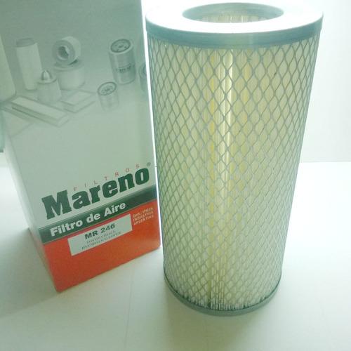 filtro aire toyota hiace 2.0  pack x3u