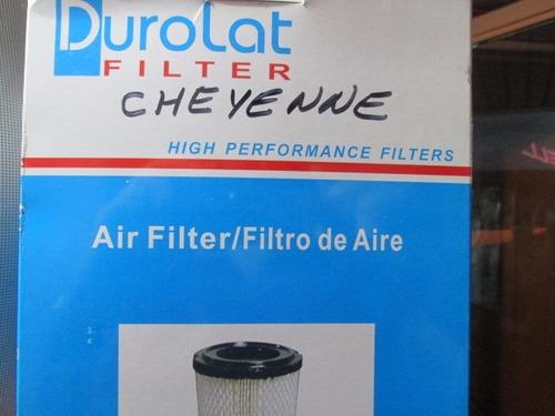 filtro aire tubular cheyenne grand blazer silverado