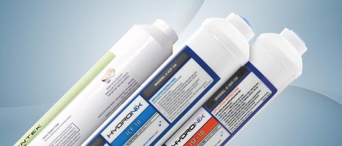 filtro alcalino en línea hydronix icf-2512-alk