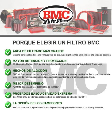 filtro alto flujo bmw