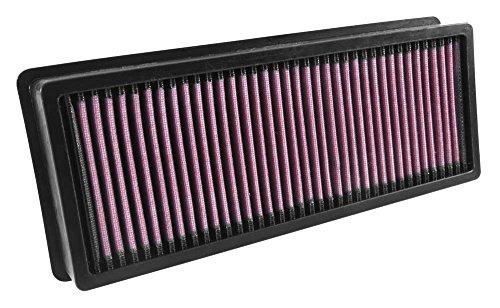 filtro alto flujo k&n bmw 335d gt 3.0l l6 dsl 2014 - 2017 -