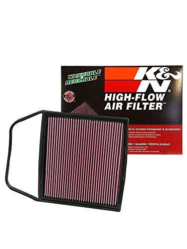 filtro alto flujo k&n bmw z4 3.0l l6 -non-us, 35i 2009-2010