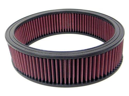 filtro alto flujo k&n cadillac deville 4.1l v8 f/i 1985-1987