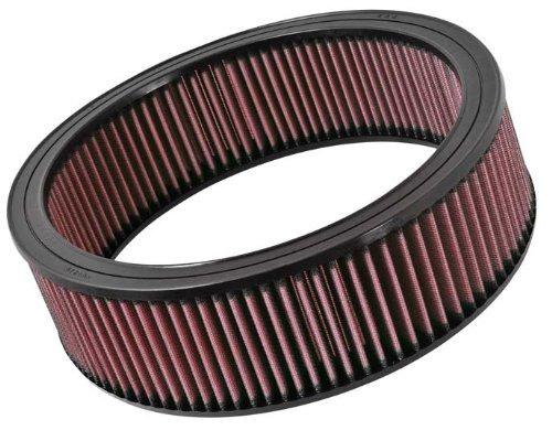 filtro alto flujo k&n cadillac fleetwood 5.0l v8 carb 1986-