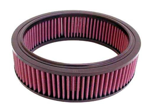 filtro alto flujo k&n dodge b350 van 5.2l v8 f/i 1989 - 1994