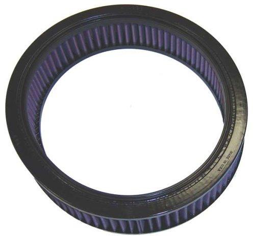 filtro alto flujo k&n e150 club wagon 5.8l v8 1981-1983 -