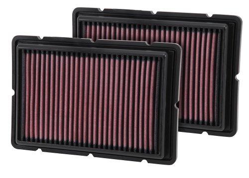 filtro alto flujo k&n ferrari 360 3.6l v8 f/i 1999 - 2005 -
