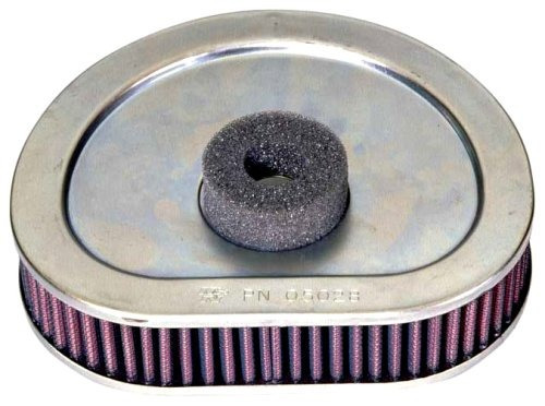 filtro alto flujo k&n flhtc electra glide ic 82 ci 1990-1998