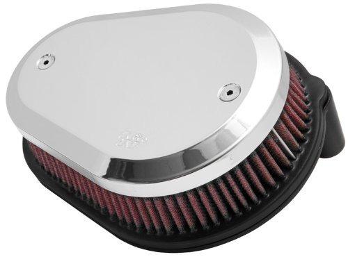 filtro alto flujo k&n flhx street glide 96 ci 2007-2008