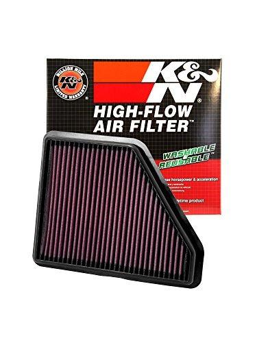 filtro alto flujo k&n gmc terrain 3.0l v6 f/i 2010 - 2012 -