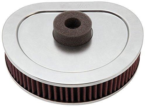 filtro alto flujo k&n harleyfltcur glide ic 82 ci 1990-1991