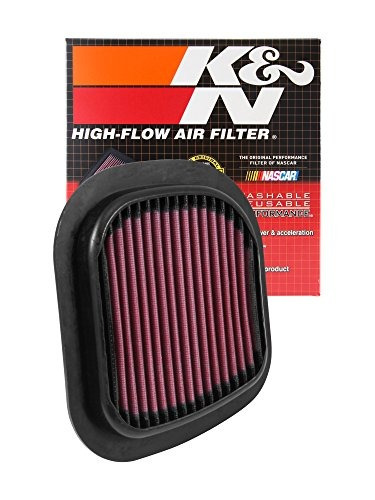 filtro alto flujo k&n ktm 450 sxs 449 - todos los 2007 - 200