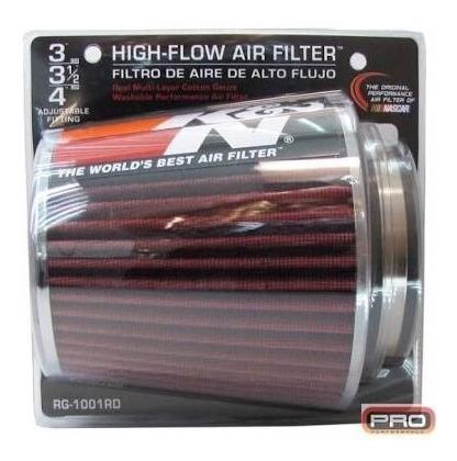 filtro alto flujo k&n kyn original varios