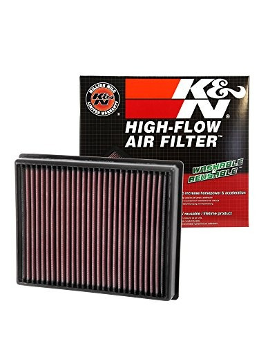 filtro alto flujo k&n lincoln mkz 2.0l l4 f/i 2013 - 2016