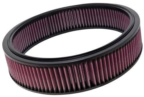 filtro alto flujo k&n mercedes 560sel 5.6l v8 1985-1991 -