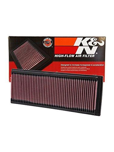 filtro alto flujo k&n mercedesslk350 3.5l v6 2011- -
