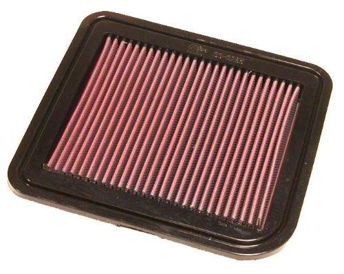 filtro alto flujo k&n mitsubishi endeavor 3.8l v6  2004-2012