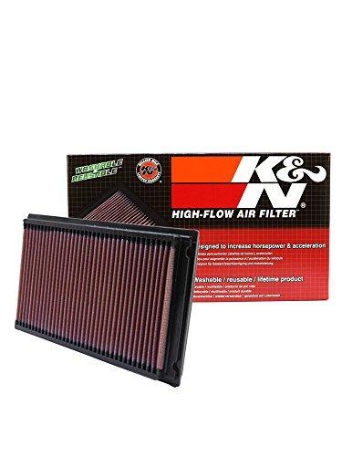 filtro alto flujo k&n nissan altima 2.4l l4 f/i 1993 - 2001
