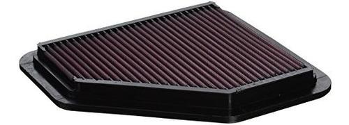 filtro alto flujo k&n pontiac g5 2.2l l4 f/i 2007 - 2010