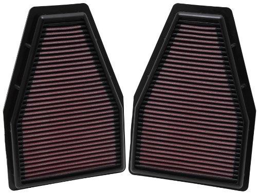 filtro alto flujo k&n porsche 911 gt3 3.8l h6 f/i 2013-2014