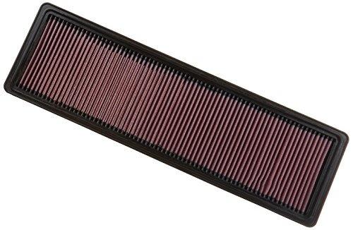 filtro alto flujo k&n porsche 928 4.4l v8 f/i 1977 - 1982