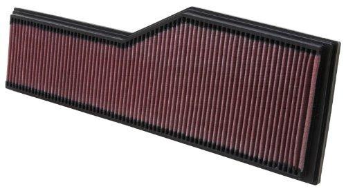 filtro alto flujo k&n porsche carrera 996 3.6l turbo 02-2004
