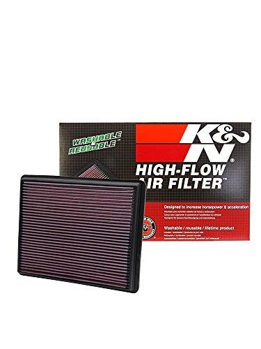 filtro alto flujo k&n silverado 1500 clásico 4.3l v62007- -