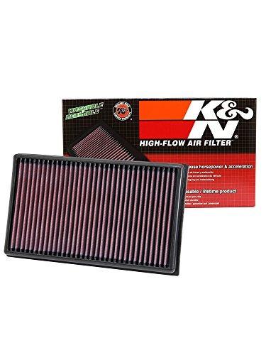 filtro alto flujo k&n skoda octavia 2.0l l4 f/i 2014 - 2017
