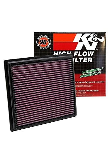 filtro alto flujo k&n toyota highlander 3.5l v6 2014-2016 -