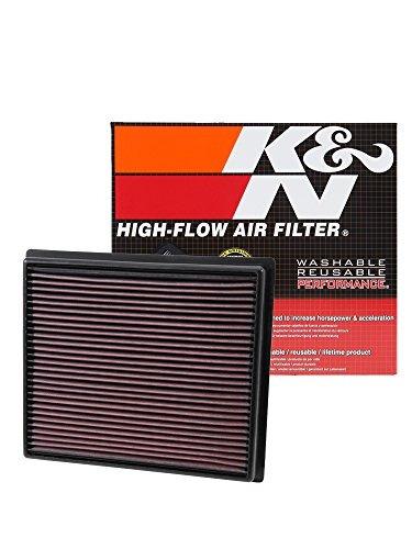 filtro alto flujo k&n toyota tacoma 3.5l v6 f/i 2016 - 2017