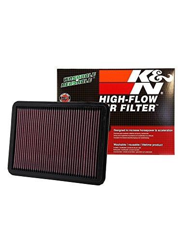 filtro alto flujo k&n toyota tundra 4.7l v8 f/i 2000 - 2006