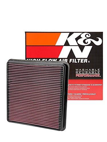 filtro alto flujo k&n toyota tundra 4.7l v8 f/i 2007 - 2009