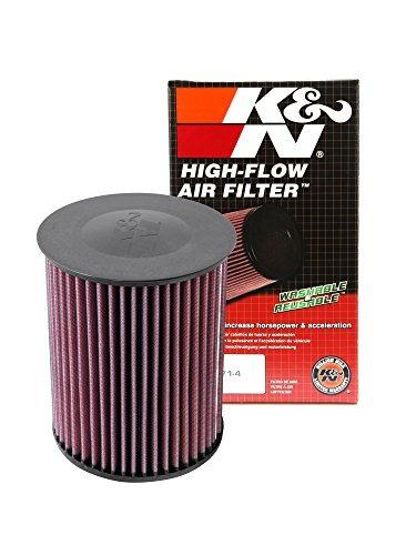filtro alto flujo k&n volvo c30 2.0l l4 f/i-de 8/07 2007- -