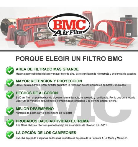 filtro alto flujo reemplazo bmc italianos mazda 2 1.5 2008