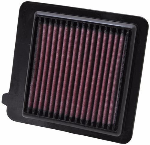 filtro alto flujo reemplazo k&n 33-2459 honda cr-z 1.5l 11-