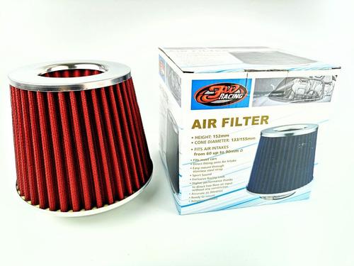 filtro alto rendimiento accesorios