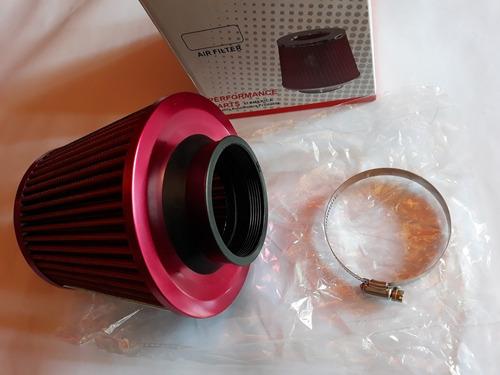 filtro alto rendimiento, filtro tuning