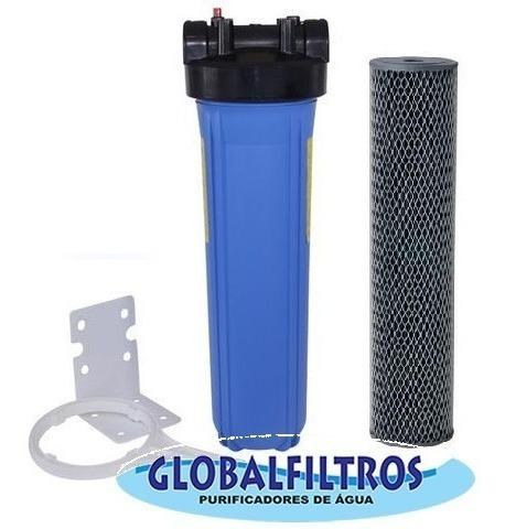 filtro anticloro industrial vazão 3000 litros por hora