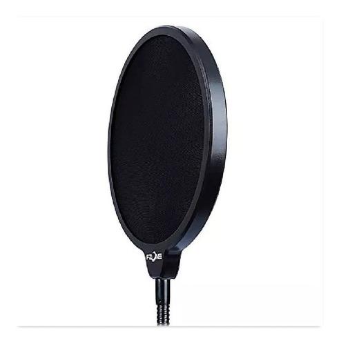 filtro antipop pf-08 flexible microfono condensador
