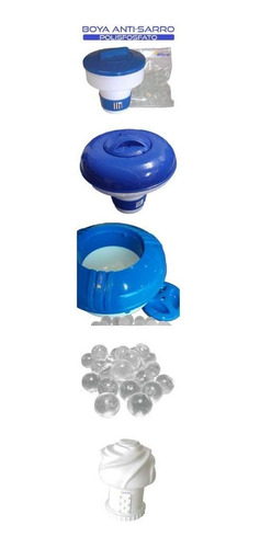 filtro antisarro -boya de polisfosfato