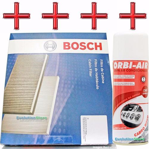 filtro ar condicionado novo uno nova fiorino + higienizador