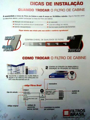 filtro ar condicionado ssangyong kyron 2008 09 10 2011 2012/